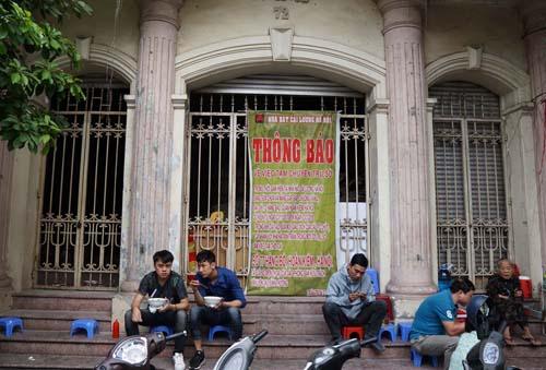Nhiều nhà hát ở Hà Nội hoạt động cầm chừng - ảnh 3