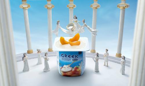 Đền thờ nữ thần chiến thắng Athena Nike thuộc thành cổ Athens - di sản văn hóa châu Âu và cũng là niềm tự hào của Hy Lạp.