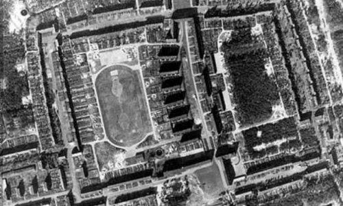 Trại tập trung Karlshagen trong giai đoạn đầu Thế chiến II. Ảnh: War History.