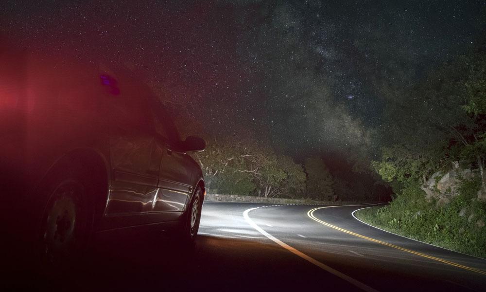 10 điều tài xế không được quên khi lái xe ban đêm