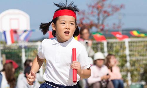 Hoạt động thể chất là phần quan trọng trong giáo dục Nhật Bản. Ảnh: Savvy Tokyo