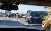 Cảnh sÃÂ¡t giao thông Ãðợc quyá»n chặn xe trên Ãðá»ng cao tá»c?