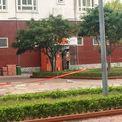 10 quả mìn gắn kíp nổ trong cây ATM sát khu dân cư Quảng Ninh