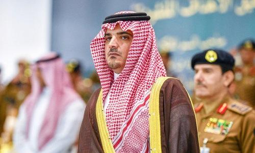 Bộ trưởng Nội vụ Arab Saudi trong một sự kiện hồi đầu năm 2018. Ảnh: AFP.