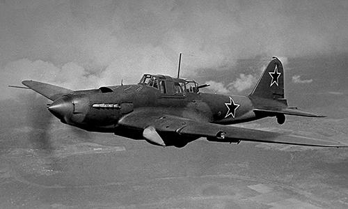 Xe tăng bay Il-2. Ảnh: Sputnik.