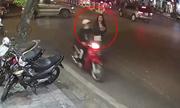 Cô gái bị cướp điện thoại khi đi bộ và bài học cảnh giác