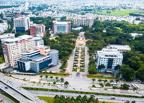 Công viên phần mềm Quang Trung đang thí điểm đồng bộ các giải pháp đô thị thông minh trong nội khu ở TP HCM.