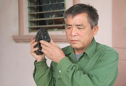 Người đàn ông khiếm thị sửa đồ điện, làm nông giỏi - ảnh 3