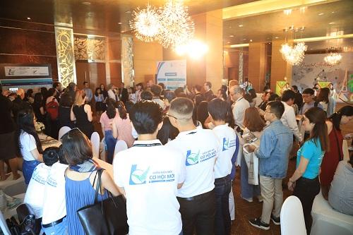 Triển lãm giáo dục New Zealand đã diễn ra thành công tại TP HCM và Hà Nội trong tháng 9 vừa qua.