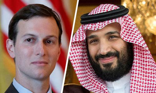 Tình bạn giữa con rể Trump và Thái tử bị cáo buộc ra lệnh giết nhà báo Arab Saudi