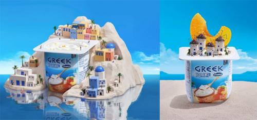 Đảo Mykonos với Little Venice - những ngôi nhà đầy sắc màu và Khu đi cối xay gió.
