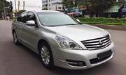 Xe Nissan Teana 2.0 2010, giá 490 triệu có nên mua?