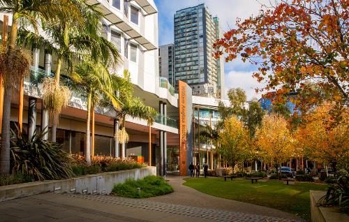 Trường William Angliss tại Melbourne, Australia.