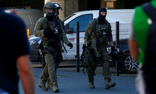Köln: Cảnh sát Đức đã giải cứu con tin sau 2 giờ vây hãm và thương lượng