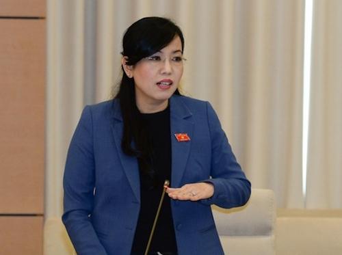 Trưởng ban Dân nguyện Nguyễn Thanh Hải. Ảnh: Quốc hội.