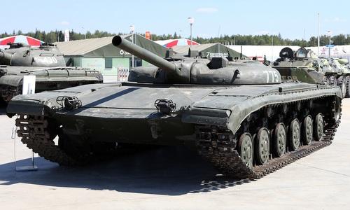 Nguyên mẫu Object 775 được Nga trưng bày năm 2015. Ảnh: Vitaly Kuzmin.