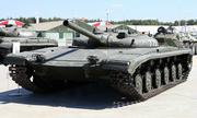 Xe tăng siêu lùn mang tên lửa dẫn đường đầu tiên của Liên Xô