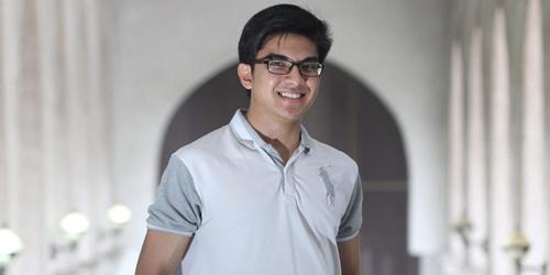 Syed Saddiq, bộ trưởng trẻ nhất trong lịch sử Malaysia. Ảnh: Twitter.