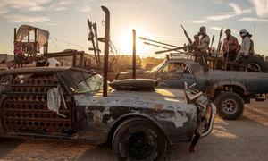 Lễ hội độc nhất thế giới của những xe quái đản