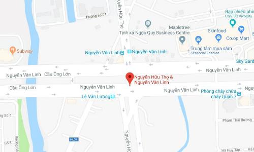 TP HCM cần xây gấp cầu vượt Nguyễn Văn Linh- Nguyễn Hữu Thọ.