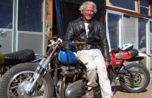 Mike Rust là người tiên phong trong cộng đồng xe đạp leo núi ở Colorado.