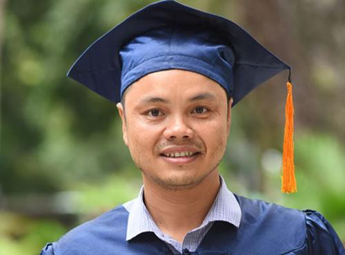 Tiến sĩ Nguyễn Văn Yên. Ảnh: Đại học Bách khoa Hà Nội.