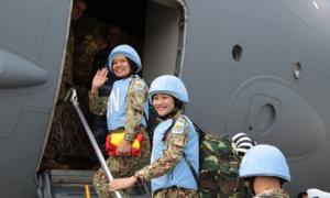 Bệnh viện dã chiến Việt Nam tiếp tục đến Nam Sudan làm nhiệm vụ