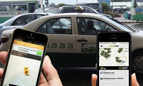 Bộ Giao thông kiến nghị xe Grab phải gắn mào như taxi