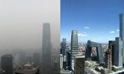 Ô nhiễm quay lại, Bắc Kinh đổ lỗi cho nước hoa và keo xịt tóc