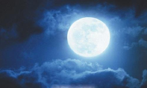 Vệ tinh chiếu sáng sẽ hỗ trợ Mặt Trăng vào ban đêm. Ảnh:Peoples Daily Online.