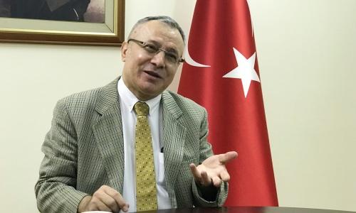 Đại sứ Thổ Nhĩ Kỳ tại Việt Nam Ayhan. Ảnh: VA.