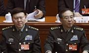 Trung Quốc khai trừ đảng hai cựu tướng cấp cao vì tham nhũng