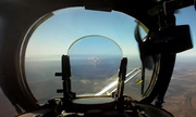 Báo Ukraine tiết lộ video trực thăng Mi-24 bắn rơi UAV Nga