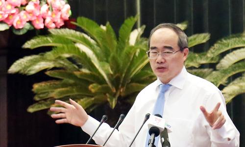 Ông Nguyễn Thiện Nhân: 'Xây nhà hát không ảnh hưởng tiền đền bù cho người Thủ Thiêm'