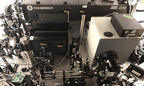 Máy quay T-CUP có tốc độ 10 nghìn tỷ khung hình/giây. Ảnh: Science Alert.