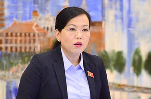 Trưởng ban Dân nguyện Nguyễn Thanh Hải. Ảnh: QH