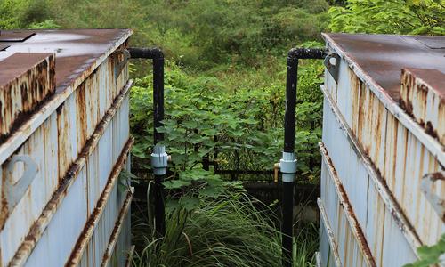 Trạm xử lý nước thải ở Hà Nội đắp chiếu khi chưa vận hành