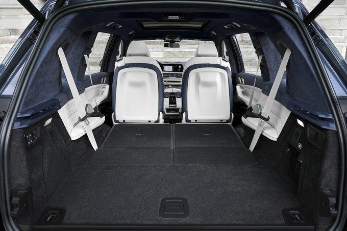 BMW X7 2019 - SUV cỡ lớn mới giá từ 73.900 USD