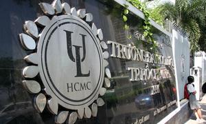 Hơn 70 sinh viên Đại học Luật TP HCM có thể bị buộc thôi học