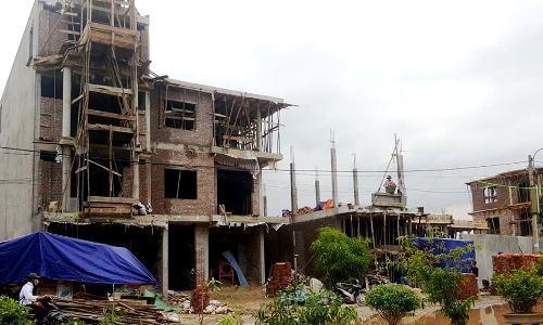 'Xã hội đen' Hải Phòng xây hàng trăm nhà trái phép trên đất quốc phòng