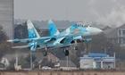 Thế giới ngày 17/10: Rơi máy bay quân sự ở Ukraine, hai phi công thiệt mạng