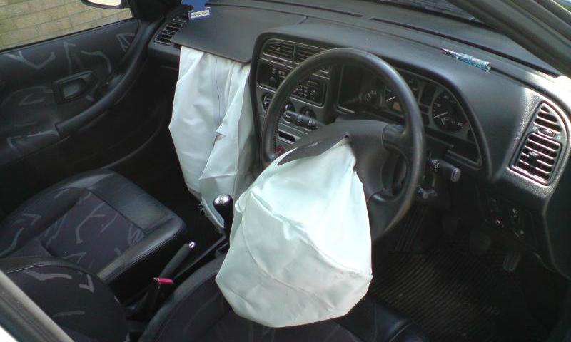 Những bí mật về túi khí trên ôtô