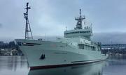 Tàu hải quân Mỹ cập cảng Đài Loan, Trung Quốc phản đối