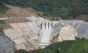 Thủy điện sông Bung 2 chưa được tích nước sau sự cố vỡ hầm dẫn dòng