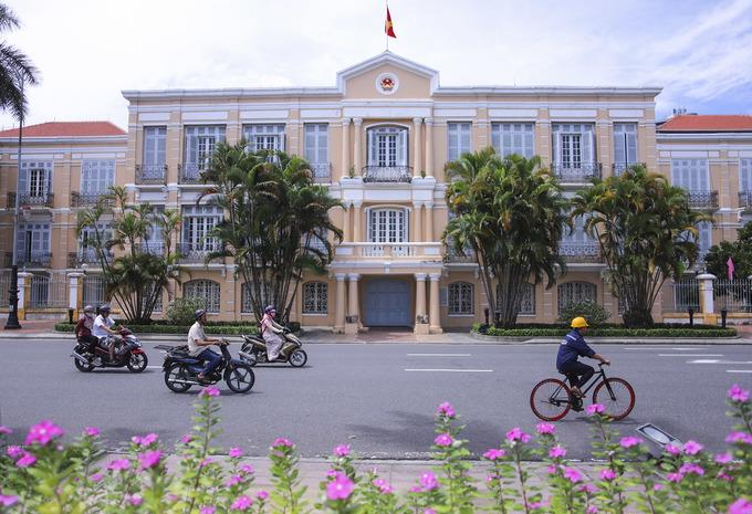 Tòa nhà hơn 100 tuổi ở Đà Nẵng sắp thành bảo tàng lịch sử