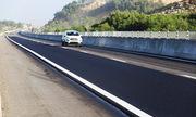 Cao tốc 34.000 tỷ được sửa chữa 'đạt yêu cầu về độ bằng phẳng'