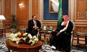 Arab chuyển 100 triệu USD cho Mỹ giữa khủng hoảng nhà báo mất tích