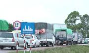 BOT ở Bắc Ninh thất thu hàng trăm triệu mỗi ngày vì xe né trạm thu phí