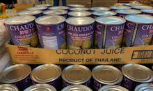 Nước dừa 'Châu Đốc' của Thái Lan: Nỗi buồn hàng Việt 'made in' nước ngoài