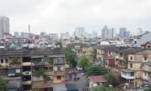Hà Nội đề xuất chế tài để đẩy nhanh cải tạo chung cư cũ